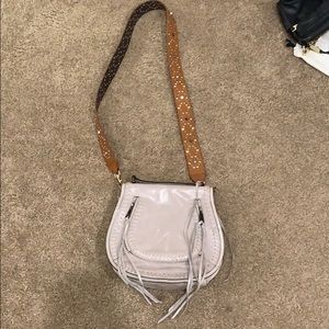 Rebecca Minkoff Saddle Bag with Strap